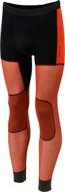 Bild på Aclima M's Woolnet Hybrid Longs Jet Black/Poinciana/Capulet Olive