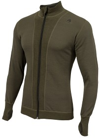 Bild på Aclima HotWool Light Jacket 230g Unisex Olive Night