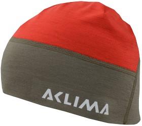 Bild på Aclima Lightwool metsästyspipo, unisex, punainen/vihreä