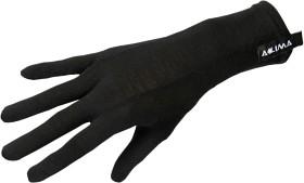 Bild på Aclima LightWool Liner Gloves Jet Black
