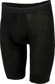 Bild på Aclima Lightwool Shorts Long -Miesten kerrasto, Jet Black