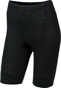 Bild på Aclima Lightwool Shorts Long -Naisten kerrasto, Jet Black