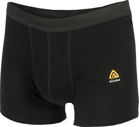 Bild på Aclima WarmWool Boxer Shorts Man Jet Black