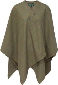 Bild på Alan Paine Combrook Ladies Tweed Wrap Juniper