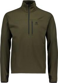 Bild på Alaska ThermoDry Half-Zip -miesten paita, Forest Green