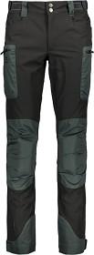 Bild på Alaska Trekking Lite -miesten housut, musta/tummanharmaa