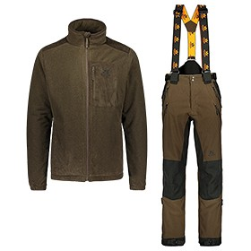 Bild på Alaska Predator metsästyshousut + Alaska Dawson takki