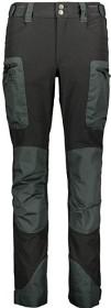 Bild på Alaska Trekking Lite naisten housut, musta/tummanharmaa