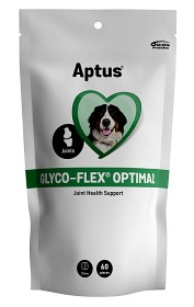 Bild på Aptus GlycoFlex Optimal purupalat, 60 kpl