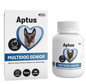 Bild på Aptus Multidog Senior multivitamiini koiralle, 100 kpl