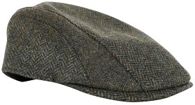 Bild på Barbour Herringbone Tweed Cap Olive
