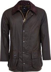 Bild på Barbour M's Classic Beaufort Wax Jacket Dark Olive