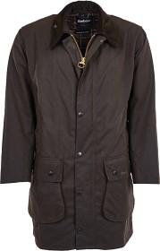 Bild på Barbour M's Classic Northumbria Wax Jacket Dark Olive Check