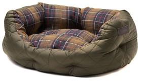 """Bild på Barbour Quilted Dog Bed 24"""""""