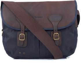 Bild på Barbour Wax Leather Tarras -laukku