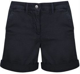 Bild på Barbour Essential Chino -naisten shortsit, tummansininen
