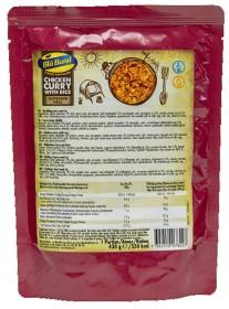 Bild på Blå Band Chicken Curry Rice