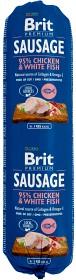 Bild på Brit Premium Koiranmakkara Chicken & White Fish 800 g