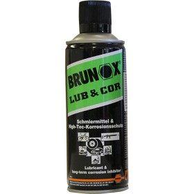Bild på BRUNOX Lub & Cor Aseöljy Spray 400 ml