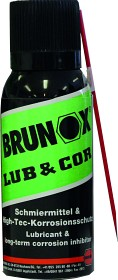 Bild på BRUNOX Lub & Cor Aseöljy Spray 100 ml