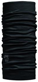 Bild på Buff Lightweight Merino Wool Buff Solid Black
