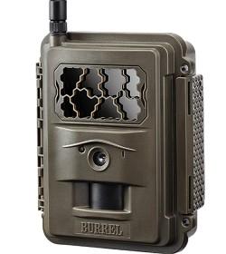 Bild på Burrel S12 HD+SMS Pro -riistakamera -tehopaketti akulla