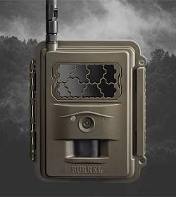 Bild på Burrel S12 HD+SMS3 -peruspaketti paristoilla
