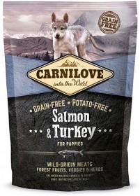 Bild på Carnilove Lohi & Kalkkuna, Puppy 1,5 kg