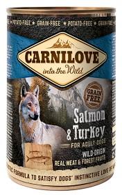 Bild på Carnilove Wild Meat Salmon & Turkey 400 g
