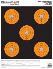 Bild på Champion Shotkeeper 5 Bulls Orange Large 12-pack
