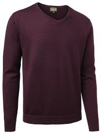 Bild på Chevalier Gart Merino Sweater Purple Naisten
