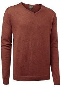Bild på Chevalier Gart Merino Sweater Orange Miesten