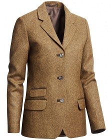 Bild på Chevalier Hawick Lady Tweed Blazer, ruskea