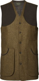 Bild på Chevalier Hawick Tweed Shooting Vest -liivi, ruskea