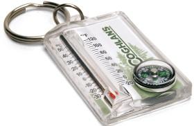 Bild på Coghlan's Zipper Pull -kompassi/lämpömittari