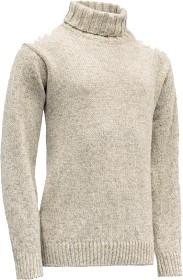 Bild på Devold Nansen Sweater High Neck Unisex Grey Melange