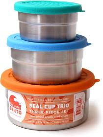 Bild på ECOlunchbox Seal Cup Trio 3-pack Nestetiiviit rasiat