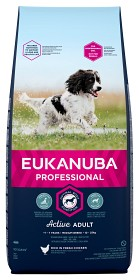 Bild på Eukanuba Adult Medium Breed 15 kg