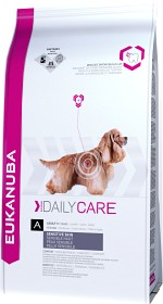 Bild på Eukanuba Daily Care Sensitive Skin 12,5 kg