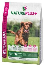 Bild på Eukanuba Nature Plus+ Puppy & Junior All Breeds Lamb 2,3 kg