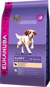 Bild på Eukanuba Puppy & Junior Lamb & Rice 2,5 kg
