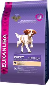 Bild på Eukanuba Puppy & Junior Lamb & Rice 2,5 kg