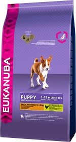 Bild på Eukanuba Puppy & Junior Medium Breed 15 kg