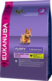 Bild på Eukanuba Puppy & Junior Small Breed 3 kg