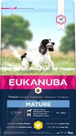 Bild på Eukanuba Mature Medium Breed 3 kg