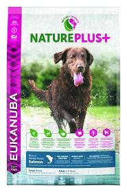 Bild på Eukanuba Nature Plus+ Adult Large Breed Salmon 14 kg