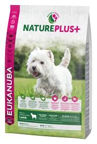 Bild på Eukanuba Nature Plus+ Adult Small Breed Lamb 10 kg