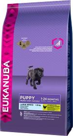 Bild på Eukanuba Puppy & Junior Large Breed 18 kg
