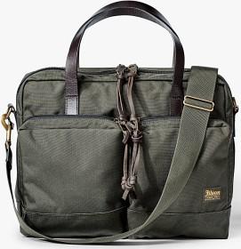 Bild på Filson Dryden Briefcase läppärilaukku, vihreä
