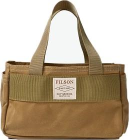 Bild på Filson Shot Shell Bag säilytyspussi, tummanruskea
